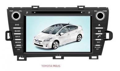 DEMO Toyota prius 8