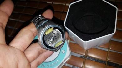 Original CASIO BABY G STAINLESS STEEL MSG140