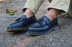 Dr Martens Adrian Tassel Loafer Black Original