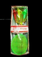 Badminton Racket With Candies (6pcs)