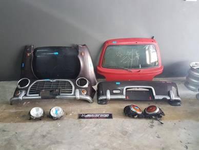 MURAH Complete Bodypart L5 Classic Taring