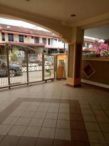 Lorong damar , batu maung 2-storey terrace corner fully renovated