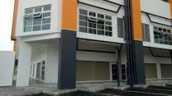 Saville corner lot office 3rd floor for rent