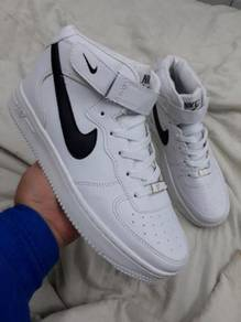 Airforce Highcut white black