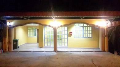 Rumah sewa selesa di tmn gasing, jejawi. Pertengahan Kangar Arau