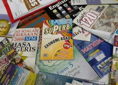 Form 4/5 books