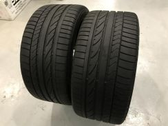2pcs 265 35 18 Bridgestone RE050A w212 E60