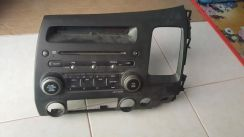 Cd player standard honda civic fd