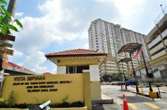 Vista Impiana Apartment, Seri Kembangan, Fully Furnished