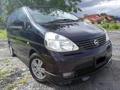 Used Nissan Serena for sale