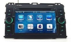 2ND Toyota prado oem car dvd player
