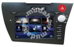 Demo Honda crz oem car dvd player without gps 2ND