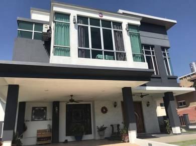 2.5sty Corner Bungalow House Rawang Kota Emerald East Peridot Precinct