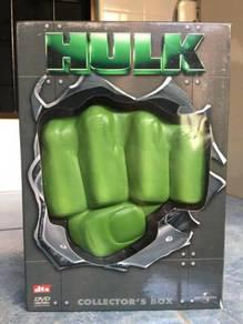 Hulk Collector's BOX [3 DVD]