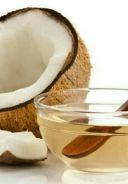 Coconut oil for consuming, cooking, applying