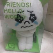 Original line character doll - cry