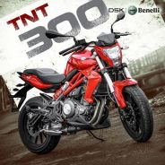 Benelli tnt300 EASY APPROVAL