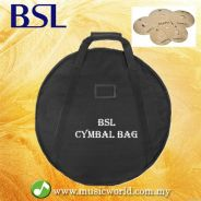 Bsl cymbal bag 10mm carrying cymbal bag for drum s