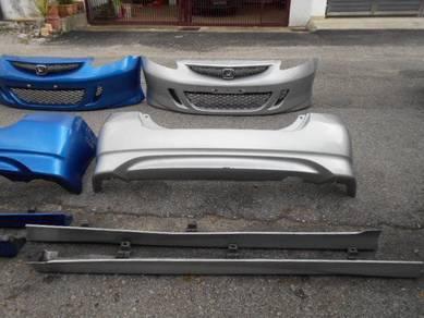 Honda jazz fit type S bodypart gd gd3 spoon mugen