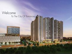 Affordable New style theme park condo [Besides of KLIA]