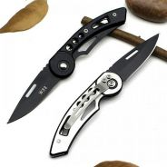 Camping Folding Knife Hunting Sword Survival Knife
