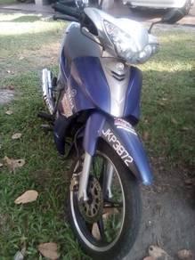 Motosikal untuk disewa