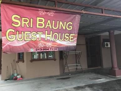 Homestay Sri Baung Kota Bharu