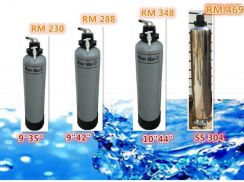 Water Filter / Penapis Air harga bernilai 2am