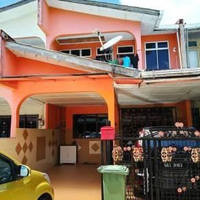 Double Storey Terrace Taman Sukma