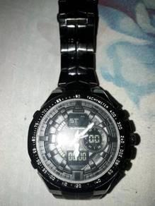 Jam tangan Shock Resist/Jam tangan D-Ziner