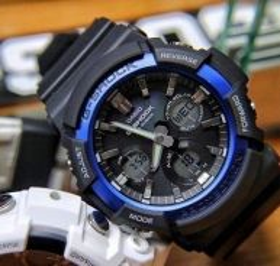 Watch- Casio G SHOCK SOLAR GAS100B-1A2 -ORIGINAL