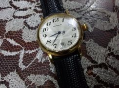 Montblanc dress watch