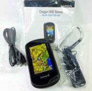Garmin Oregon 600 GPS New Refurbished