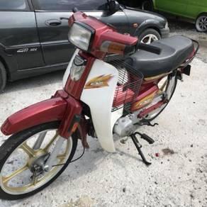 Motosikal Ex5