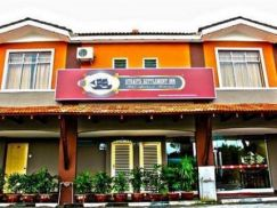 HomestayLike2StarHotel Melaka BreakFast