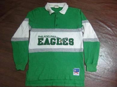 Philadelphia Eagles Shirt LS size S/M