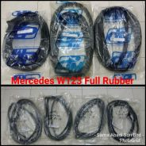 Mercedes Benz W123 Full Rubber Set ( Brand New )