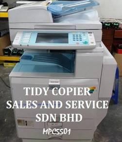 Multicopier machine photostat mpc5501