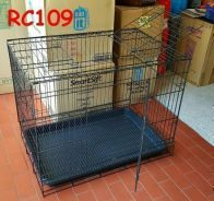 Thick Metal and Tray Good Quality Animal Cage
