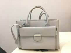 PEDRO light grey handbag 99% NEW