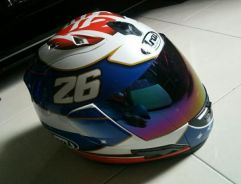 Arai 26 Full Face Helmet Superbike