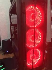 CPU FAN 12cm