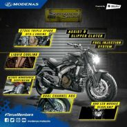 DOMINAR 400cc MODENAS EASY APPROVAL