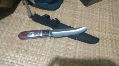 Pisau lapah knife