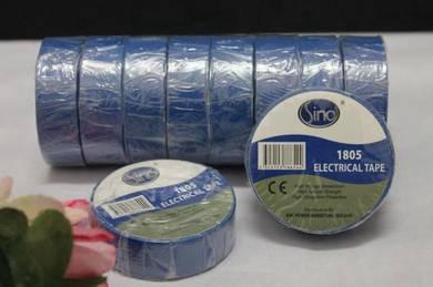 Pvc tape pelbagai jenis warna