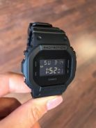 G Shock Dw5600bb-1 Black Out