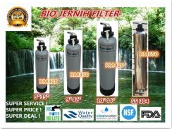 Water Filter / Penapis Air siap pasang 3j