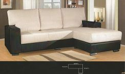 Contain l-shape sofa-8941