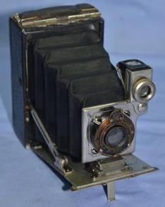 Eastman kodak usa premoette jr no.1 folding camera