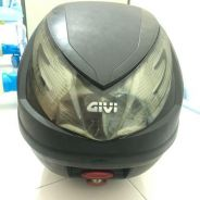 Givi box & monorack ego S